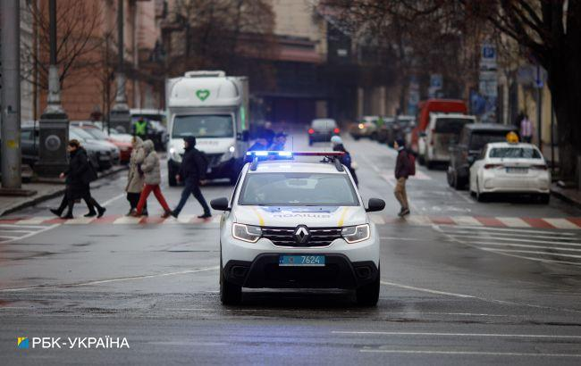 Стрілянина в центрі Києва: підозрювані затримані, порушено справу