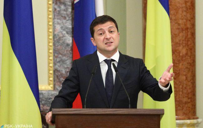 Зеленський: у Мінську погодили розведення військ в Петровському і Золотом