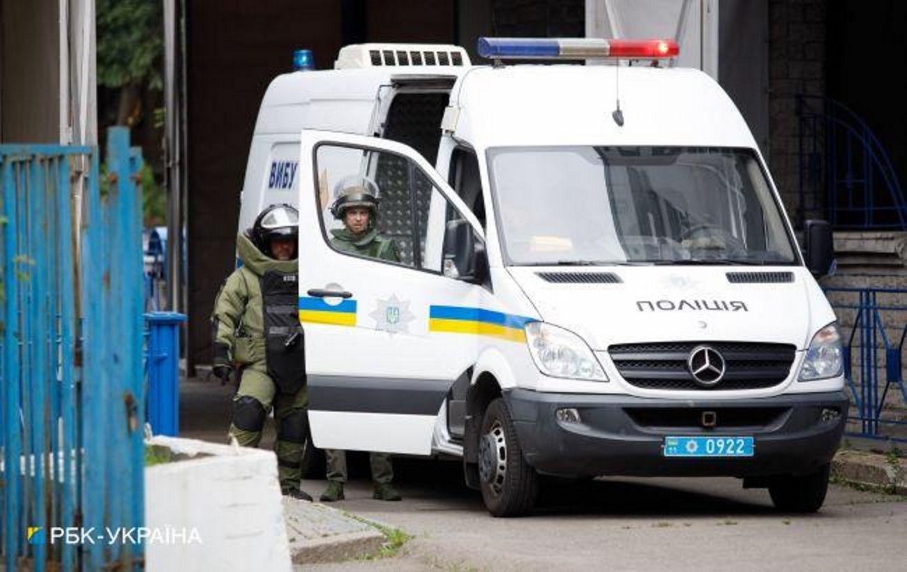 В Харькове заминировали «ковидные» больницы и супермаркет