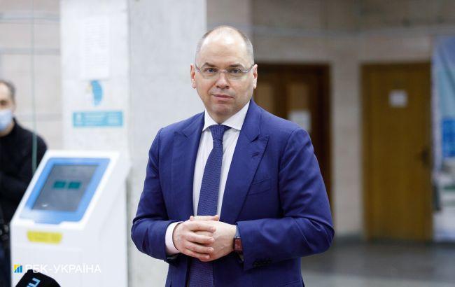 Степанов заявил о выходе Украины из третьей волны COVID