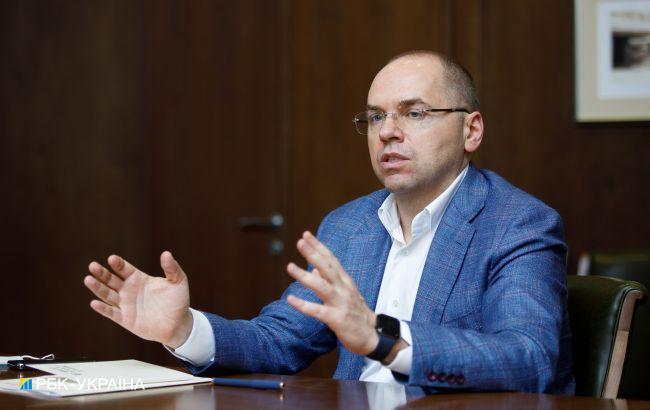Степанов спрогнозував пік COVID-19 в Україні: буде до 30 тис. хворих на добу