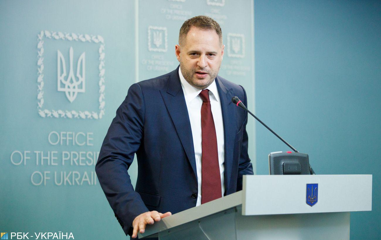 США должны разместить в Украине ЗРК Patriot, - Ермак