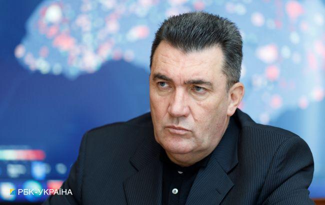 Секретарь СНБО Алексей Данилов: Я за жесткую президентскую республику