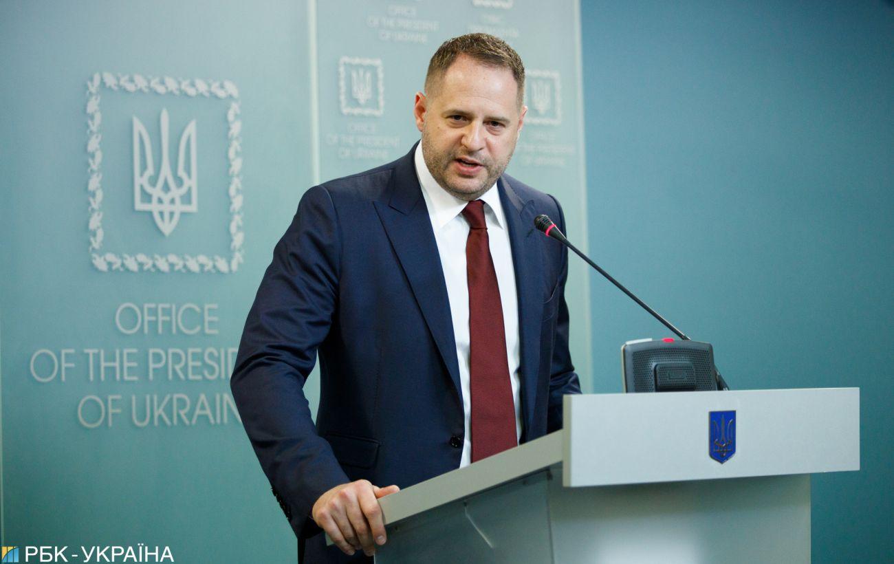 Более 3 млн гривен кредита и 347 тыс. долларов наличкой: обнародована декларация Ермака