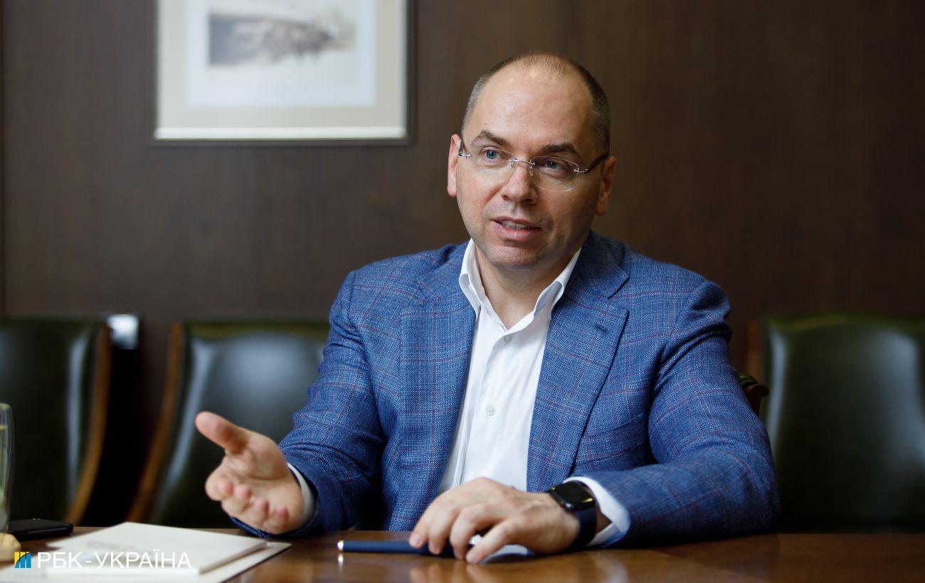Украина разрешила экстренное применение COVID-вакцин AstraZeneca и Novavax