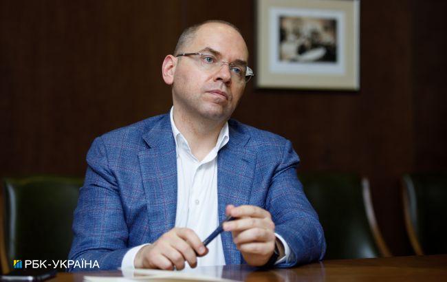 Степанов назвав групи людей, яких вакцинують першими від COVID-19
