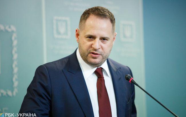 Єрмак обговорив з економічним радником канцлера ФРН співробітництво України і Німеччини