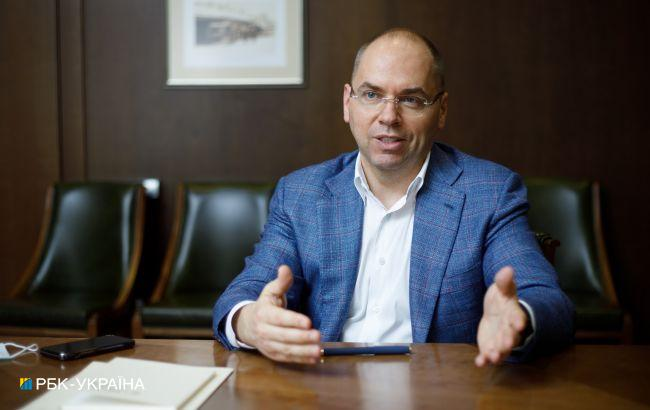 В Україні немає жодної лікарні, де б закінчився кисень, - Степанов