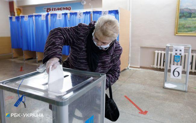 Стало відомо, коли оголосять проміжні результати виборів у Києві
