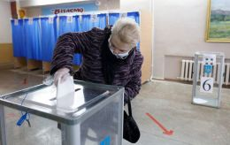 Результаты выборов в Днепре