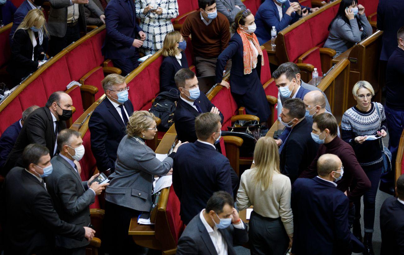 Рада не может назначить дату выборов мэра Харькова. Не хватает документов