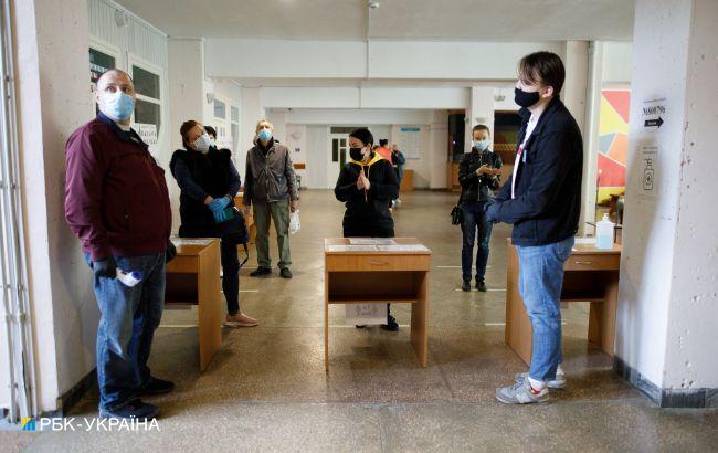 ЦВК пояснила затримку даних щодо явки на місцевих виборах