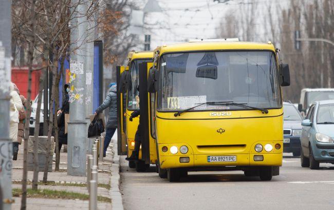 Общественный транспорт Киева завтра может изменить работу: список маршрутов