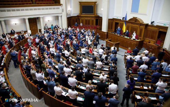 Рада приняла за основу закон о локализации, несмотря на позицию ЕС