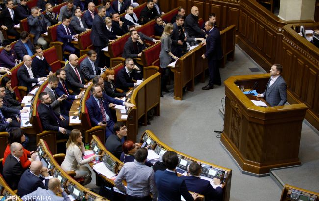 Рада одобрила закон об администрировании налогов