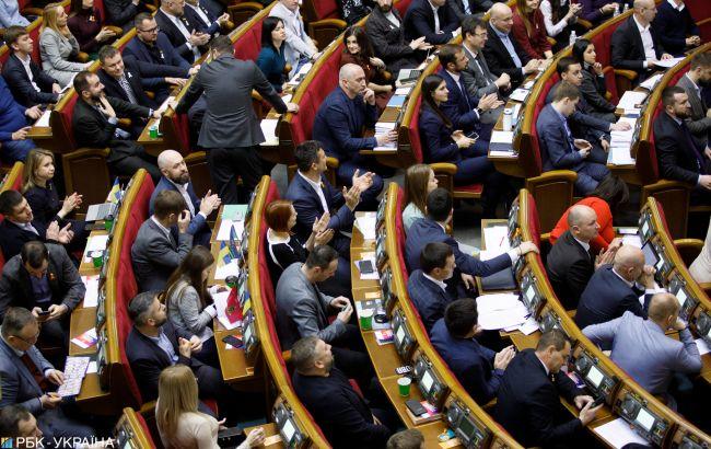Рада схвалила закон про верифікації пенсій з пропозиціями президента