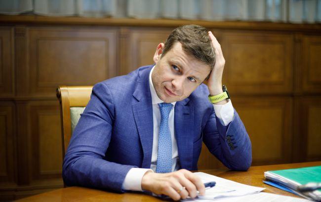 Марченко про новий випуск євробондів: ми на паузі