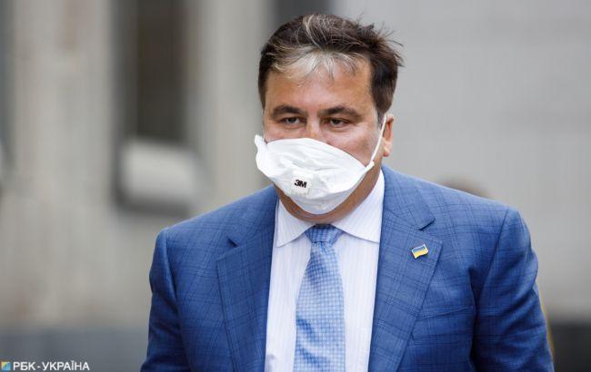 Главу УЗ хотят снять за то, что он начал ломать коррупционные схемы, - Саакашвили