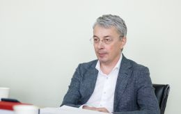 """Александр Ткаченко: Я не совсем понимаю, что такое """"украинский русский язык"""""""