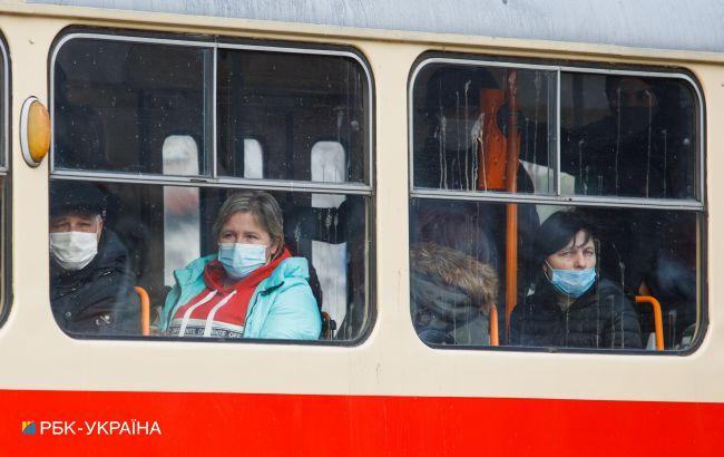 Локдаун в Киеве: как работает транспорт