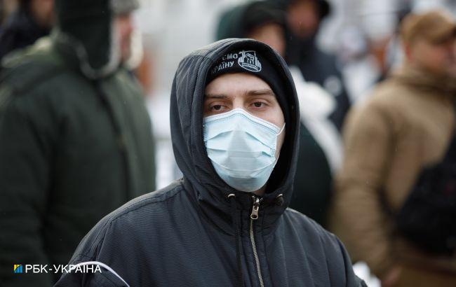 В Украине еще почти 1400 новых случаев коронавируса