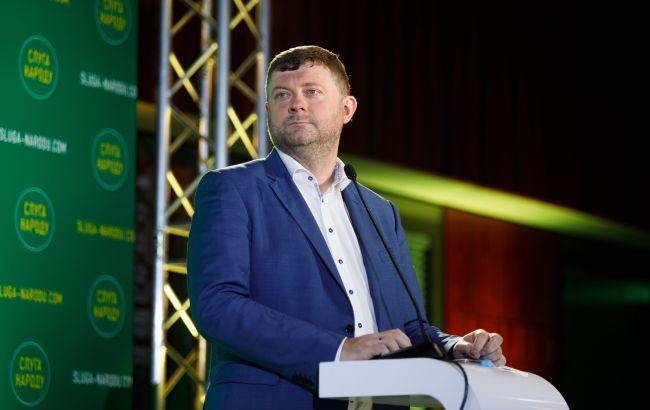 """Корниенко: """"Слуга народа"""" выиграла местные выборы по количеству мандатов"""