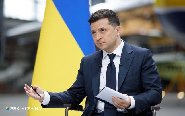 Зеленський зробив заяву про Донбас: у будь-якому випадку стіна завалиться