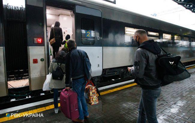 Локдаун в Киеве: на поезда не будут ограничивать высадку и посадку