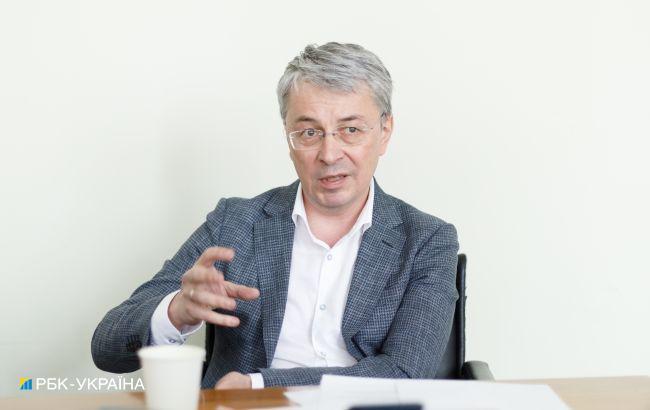 Ткаченко о законе о медиа: дает понимание, как действовать с информационной агрессией РФ