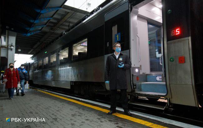 Стало відомо, як ходитимуть поїзди через локдаун у Києві та області