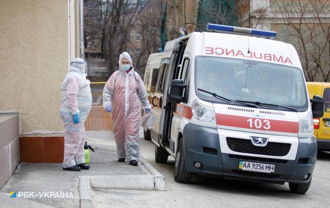 Украина еще не приблизилась к критической черте ежедневных госпитализаций по COVID, - KSE