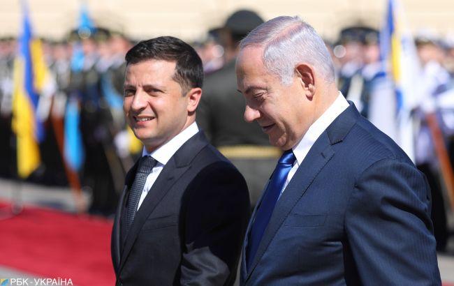 ЗСТ между Украиной и Израилем заработает с 1 января, - Зеленский