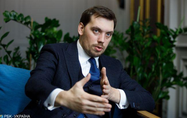 Олексій Гончарук: Всі розуміють, що мораторій на продаж землі – це маячня