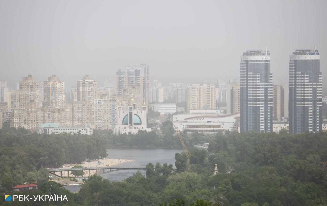 Пыльная буря не покидает Украину. Названы причины и сроки, когда она исчезнет
