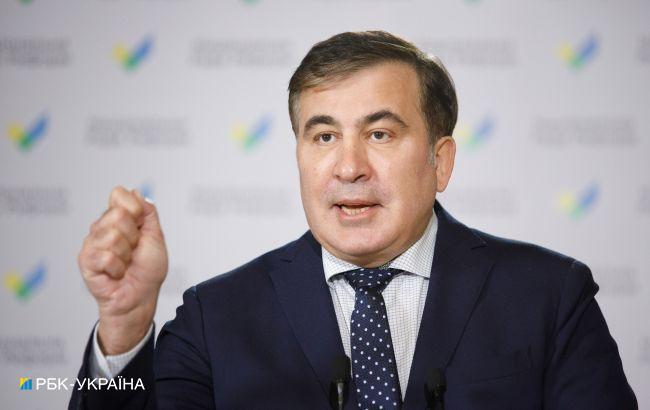 """""""Боремся до последнего"""": появилась запись с последними словами Саакашвили перед задержанием"""