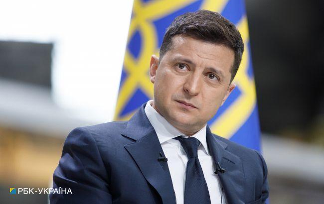 Зеленський затвердив створення Ради фонду президента з підтримки освіти, науки та спорту