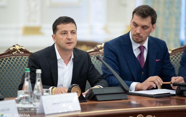 Великі плани: що Володимир Зеленський доручив зробити Раді та новому Кабміну
