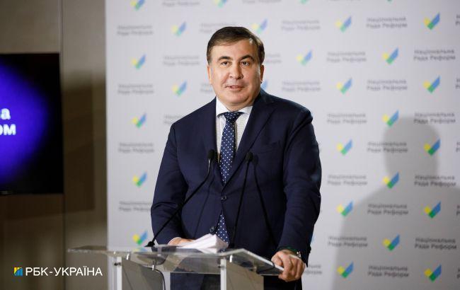 """У Саакашвілі відреагували на інформацію про затримання: """"Це провокація"""""""