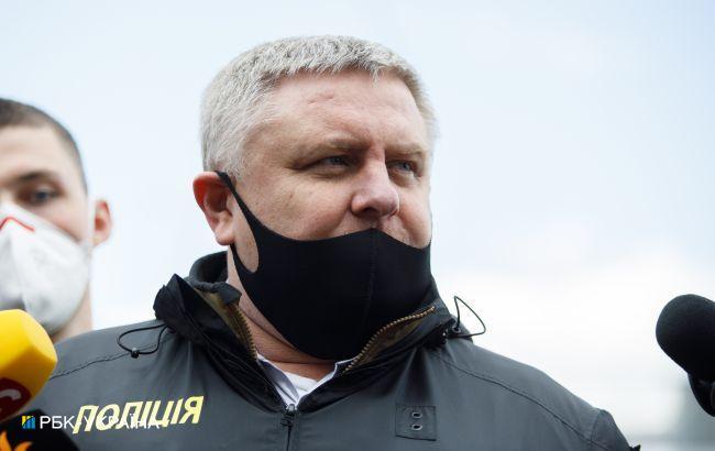 У Києві склали майже 6 тисяч адмінпротоколів за порушення карантину