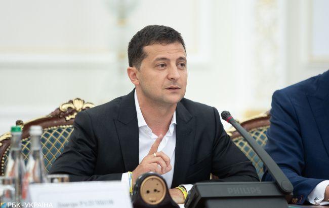 Зеленский встретился с представителями МВФ