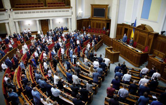 Боротьба з олігархамита нульові декларації: що розглядатиме Рада цього тижня
