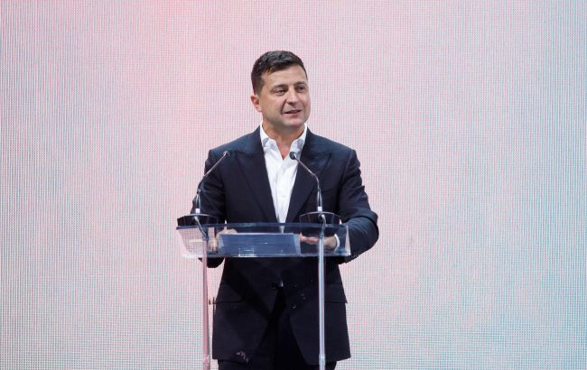 Зеленский анонсировал сокращение полномочий Окружного админсуда Киева