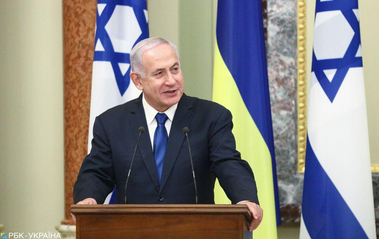 Нетаньяху: аннексия частей Западного берега реки Иордан зависит от США