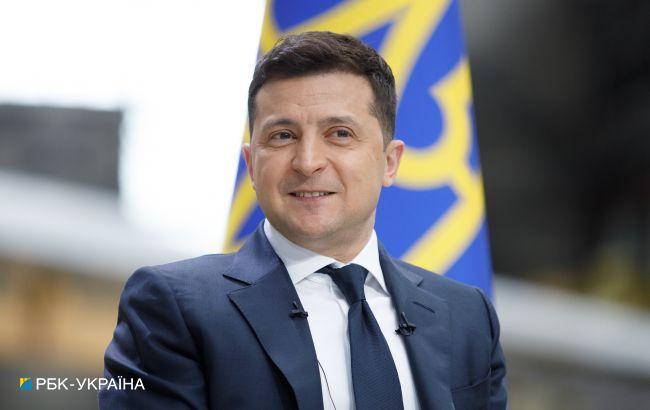 Зеленський ініціював засідання Ради для затвердження Великого герба