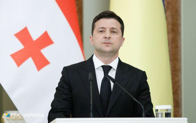"""Зеленський не бачить конкретних кроків проти """"Північного потоку-2"""" від Байдена і Меркель, - ОП"""