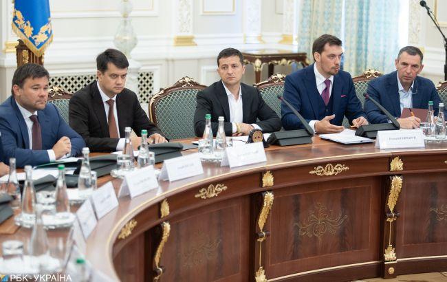 Українці оцінили діяльність президента, уряду і парламенту