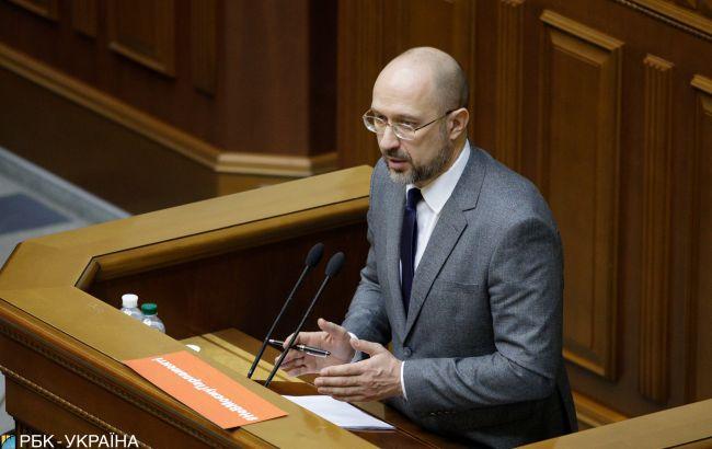 Паводки на западе Украины: Рада хочет заслушать Шмыгаля