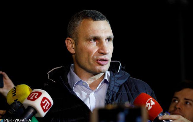 Кличко як свідок виступив у суді щодо подій на Майдані у лютому 2014