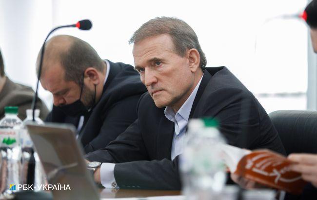Справа Медведчука: суд розглядає продовження запобіжного заходу