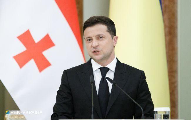 Зеленский предложил Евросовету сделать первый шаг по интеграции Украины в ЕС